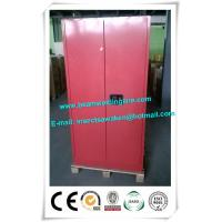 Wholesale 45 Gallon Flammable Storage Cabinets Combustible Liquid Chemical Safety Cabinets from china suppliers