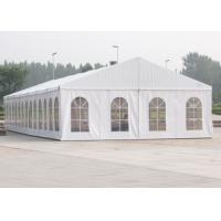 Wholesale Fire Resistant Outdoor Custom Camping Tent For 300 People Banquet from china suppliers