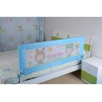 Wholesale Adjustable Baby Bed Rails Folding One Hand For Preventing Falling Baby from china suppliers