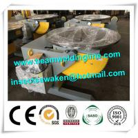 Quality Automatic Positioners For Welding ,  Adjustable Welding Rotary Positioners for sale