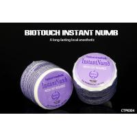 Wholesale Permanent Makeup Tattoo Biotouch Instant Numb Cream for Pain Control from china suppliers