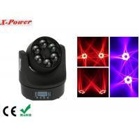 Wholesale New Bee Eyes 4*15W RGBW Beam LED Moving Head Stage Light   X-89 from china suppliers