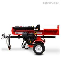 Wholesale 42 Ton Hydraulic Firewood Log Splitter , wood shredder with 4 way blade from china suppliers
