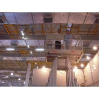 Wholesale 6m Aluminum Work Platform For Ceiling , 480KG Capacity Hydraulic Lift Ladder from china suppliers