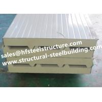 Wholesale PU Sandwich Cold Room Panel For Chinese Refrigeration Freezing Room , Width 950mm from china suppliers