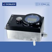 Quality SS304 / 316 Pneumatic Valve Positioner 0/4-20mA, 0-5/10V Position Feedback Output for sale