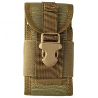 Buy cheap 500D Nylon Cell Phone Belt Holster / Vest Combat Army Waist Pack from wholesalers