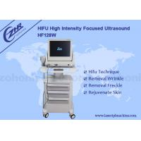 Wholesale High Intensity Focused Ultrasound Hifu Anti wrinkle machine With Lasting Effect from china suppliers