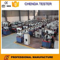 Wholesale WAW-1000D Hydraulic Universal Testing Machine +Universal Tensile Testing Machine+ Tensile Strength Testing Machine from china suppliers