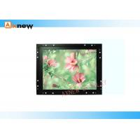 Wholesale XGA TFT LED Backlit Rack Mount LCD Monitor , Chassis Touch Screen With Protective Glass from china suppliers
