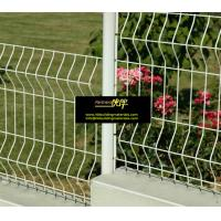 Wholesale Fence supplier suply Plastic coating wire fencing, Vinyl Coated Welded Wire Mesh Fence from china suppliers