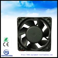 Wholesale Small Electronic Equipment Cooling Fans DC Brushless Fan 60mm X 60mm X 25mm from china suppliers