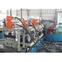 Wholesale Ladder Cover Metal Stud Roll Forming Machine 1.2-2.0mm Thickness Gear Speed from china suppliers