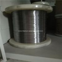 Quality 0.25mm Titanium Wire Gr12 Ti-0.3Mo-0.8Ni alloy wire 1kg wholesale price ,free shipping for sale