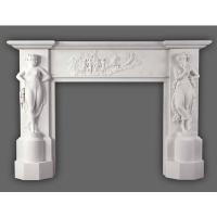 Wholesale Marble Carved Fireplace from china suppliers