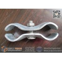 Wholesale Temporary Fence Clamps Made In China Galvanised Coating 42micron meters from china suppliers