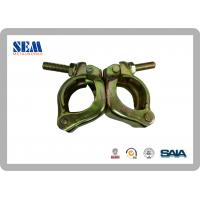 Wholesale Swivel Coupler Japanese Scaffolding swivel clamps for industry from china suppliers