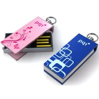 Wholesale hot sell pqi mini swivel usb flash drive for hi-speed samsung chip micro usb flash drives from china suppliers