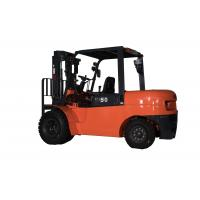 Wholesale powerful 3m lifting height 5T Diesel forklift with nice price and good performance use in outdoor of  warehouse from china suppliers