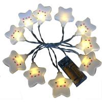 Wholesale Cute star led string lights from china suppliers
