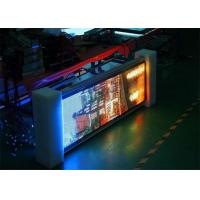 Quality SMD 3535 6mm Large Led Advertising Display , Waterproof Led Video Screen Ultra Thin for sale