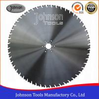 36 Diamond Wall Saw Blades for Heavy Reinforced Concrete / Bridge Deck Cutting