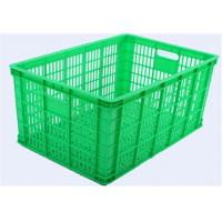 Wholesale Cheap plastic turnover basket mould from china suppliers