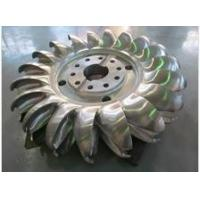 Wholesale Hydropower Francis Micro Pelton Turbine runner Forged Forging Steel turbine Runners from china suppliers