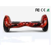 Wholesale Colorful Two Wheeled Self Balancing Vehicle 10 Inch For Adult Outdoor Sports from china suppliers