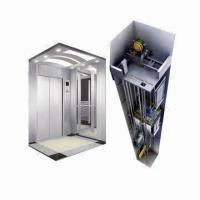 Buy cheap Fuji Passenger Lift with Small Machine Room Passenger Elevator from wholesalers