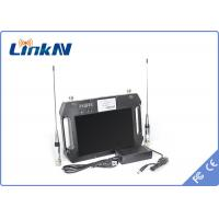 Wholesale H.264 1080P Portable Video Receiver MIMO Dual Antenna Diversity Reception -106dBm Sensitivity from china suppliers