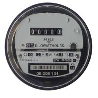 Wholesale Socket mounted single phase wireless energy meter / digital electricity meter from china suppliers