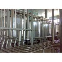Wholesale Automatic Cola  Soda Water Carbonated Drink Production Line 1000-10000l/h from china suppliers