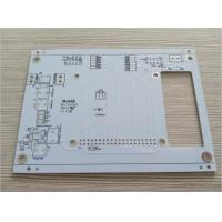 "Wholesale white soldmask 2oz copper HASL Lead Free 0.063"" board thickness Audio PCB from china suppliers"