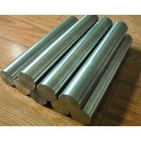Wholesale ASTM B 348 Gr 2 Pure Titanium Round Bar Used In Petrochemical Industry from china suppliers
