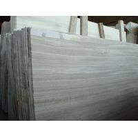 Wholesale Chinese Popular Grey Wooden Marble Factory Price Selling from china suppliers