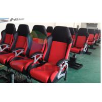Wholesale Attractive 4D Cinema System with Pneumatic / Hydraulic / Electric Motion Chairs from china suppliers