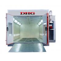Wholesale Portable Infrared Spray Painting Booths 380V , 3-fold Door For Vehicle from china suppliers
