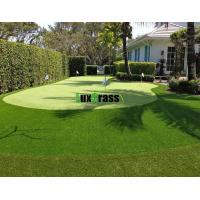 Wholesale High Density Golf Sport Artificial Grass UV Resistan Golf Synthetic Grass For Outdoor Backyard from china suppliers
