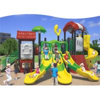 Buy cheap Professional Public Park Playground Equipment For Children / Outdoor Play Structures from wholesalers