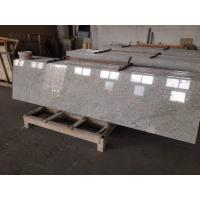 Wholesale Kasmir White Granite Tiles Small Slab For Steps Stairs Wall Padding Panel from china suppliers