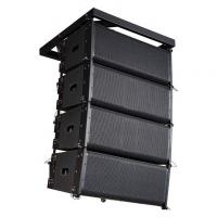 Wholesale Double 10 Inch Powered Speaker System Line Array With Class D Digital Amplifier from china suppliers