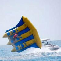 Wholesale Inflatable Towable Water Surfing Tube Boat, Inflatable Water Sports from china suppliers