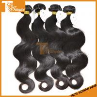 Wholesale New Product 100% Unprocessed virgin remy 9A Grade Body Wave Hair Body Wave Brazilian Human from china suppliers