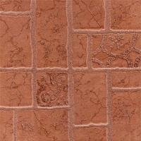Wholesale Brown Glossy Rustic Ceramic Floor Tiles 330x330mm For Super Market from china suppliers