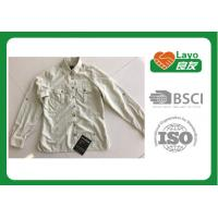 Buy cheap One Inside Pocket Quick Dry Shirts S M L XL 2XL 3XL For Running / Hunting from wholesalers