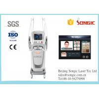 Wholesale Vertical Permanent ipl laser hair removal machine 640~950nm , 430~1200nm from china suppliers