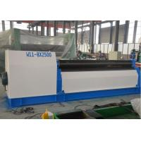 Wholesale Sheet Mechanical Plate Rolling Machine / 3 Roll Bending Machine For Sale from china suppliers