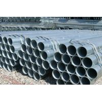 Wholesale High Strength Hot Galvanized Steel Pipe , 2 Inch OD Galvanized Pipe from china suppliers
