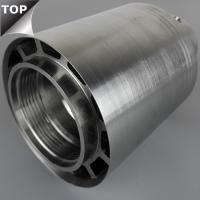 Wholesale Stellite 6 High Shear Rotor Stator Mixer Great Wear Resistance Silver Color from china suppliers